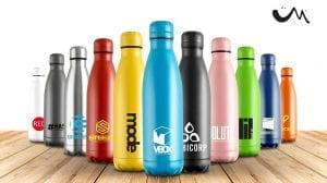 mood branded vacuum bottles