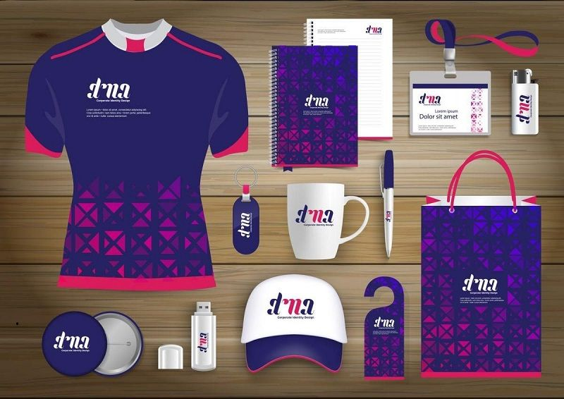 brand guidelines promotional merchandise